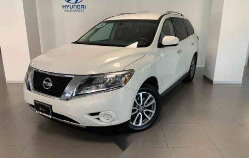 Nissan Pathfinder impecable en Cuauhtémoc más barato imposible