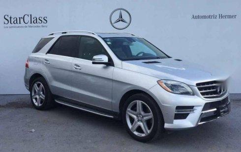 Auto usado Mercedes-Benz Clase M 2015 a un precio increíblemente barato