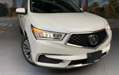 Acura MDX 2017 impecable