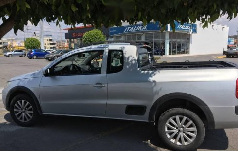 Un Volkswagen Saveiro 2013 impecable te está esperando