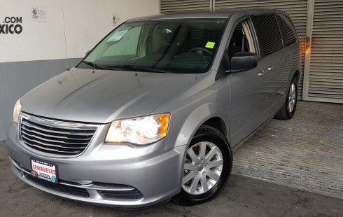 Venta auto Chrysler Town & Country 2015 , Estado de México