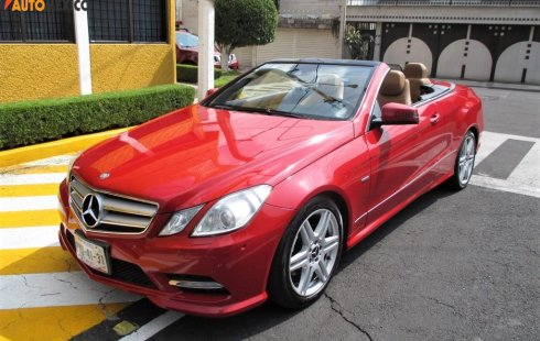 Mercedes Benz E350 Coupé 2012