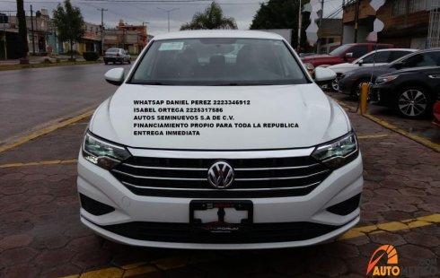 Bonito Jetta Confortline 2019 Puebla