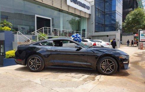 Se vende urgemente Ford Mustang 2019 Automático en Benito Juárez