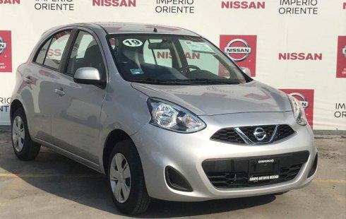 En venta carro Nissan March 2019 en excelente estado