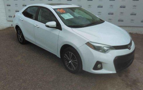 Quiero vender un Toyota Corolla usado