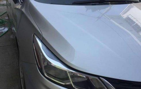 Chevrolet Cruze 2017 usado