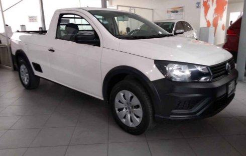 En venta carro Volkswagen Saveiro 2018 en excelente estado