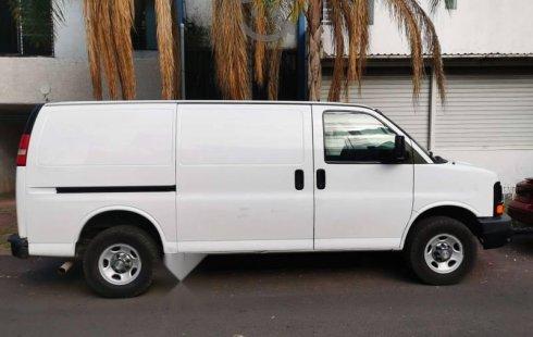 Chevrolet Express Cargo impecable en Zapopan más barato imposible