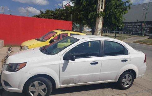 Chevrolet Aveo usado en Guanajuato
