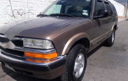 Se pone en venta un Chevrolet Blazer