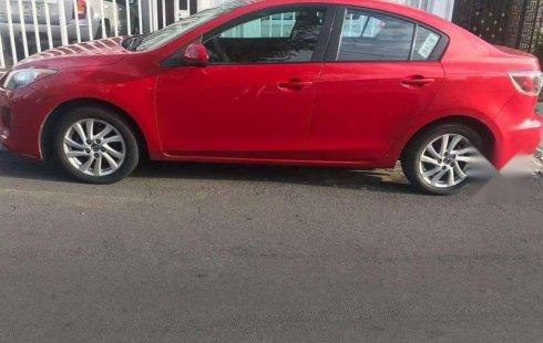 Tengo que vender mi querido Mazda Mazda 3 2013