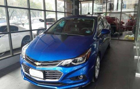 Urge!! Vendo excelente Chevrolet Cruze 2017 Automático en en Iztacalco