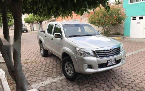 Toyota Hilux 2012 usado en Zapopan