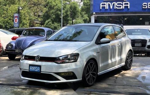 Quiero vender inmediatamente mi auto Volkswagen Polo 2017 muy bien cuidado