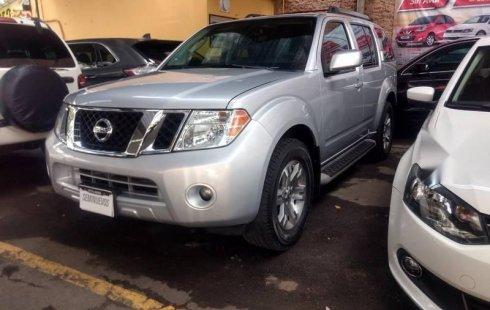 Quiero vender cuanto antes posible un Nissan Pathfinder 2011