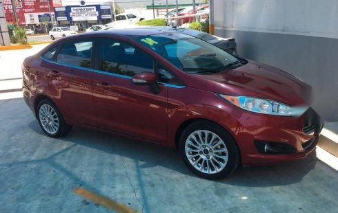 Auto usado Ford Fiesta 2014 a un precio increíblemente barato