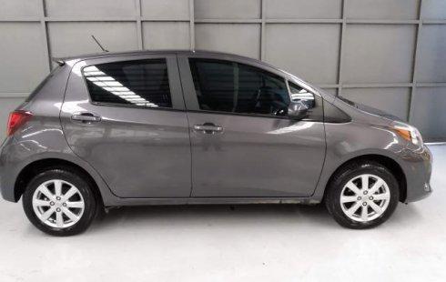 En venta un Toyota Yaris 2015 Automático en excelente condición