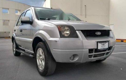 Tengo que vender mi querido Ford EcoSport 2005