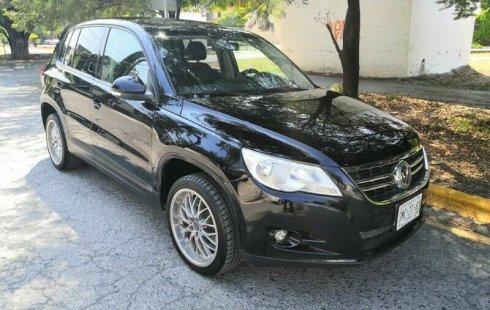 Llámame inmediatamente para poseer excelente un Volkswagen Tiguan 2010 Automático