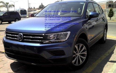 Volkswagen Tiguan 2018 barato en Amozoc