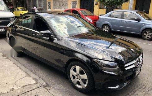 Mercedes-Benz Clase C 2016 usado