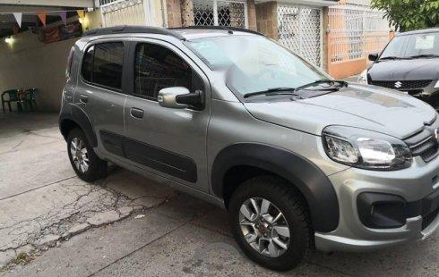 En venta un Fiat Uno 2018 Manual muy bien cuidado
