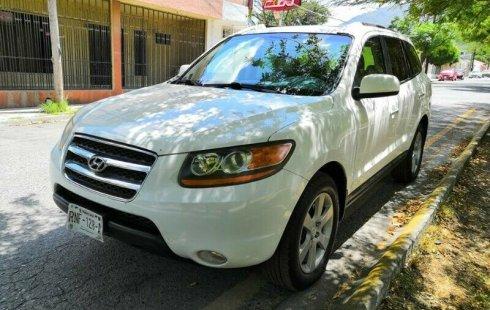 Urge!! Vendo excelente Hyundai Santa Fe 2007 Automático en en Nuevo León