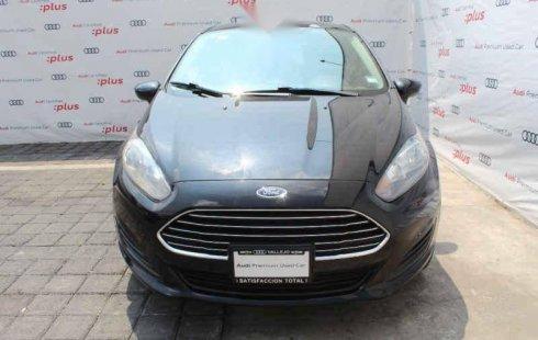 Quiero vender urgentemente mi auto Ford Fiesta 2014 muy bien estado