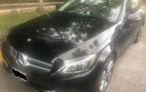 Urge!! Vendo excelente Mercedes-Benz Clase C 2016 Automático en en Miguel Hidalgo