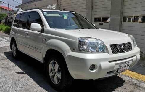 Quiero vender cuanto antes posible un Nissan X-Trail 2005