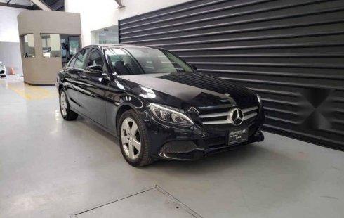 Mercedes-Benz Clase C precio muy asequible