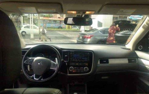 Mitsubishi Outlander 2016 barato en Miguel Hidalgo
