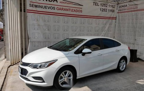 Urge!! Un excelente Chevrolet Cruze 2017 Automático vendido a un precio increíblemente barato en Venustiano Carranza