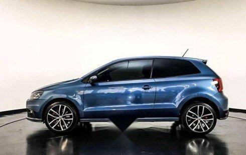 Un carro Volkswagen Polo 2017 en Lerma