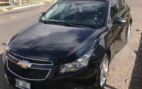 Se pone en venta un Chevrolet Cruze
