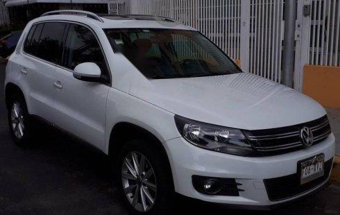 Auto usado Volkswagen Tiguan 2014 a un precio increíblemente barato