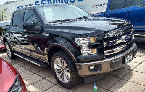 Ford Lobo 2017 usado en Zapopan