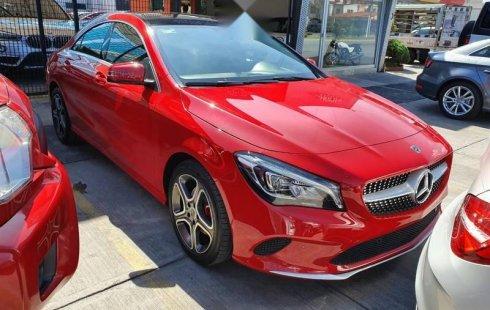 Vendo un carro Mercedes-Benz Clase CLA 2018 excelente, llámama para verlo