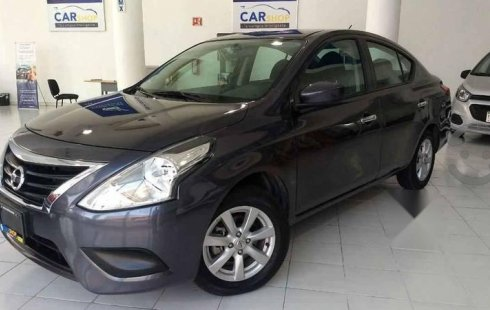 Nissan Versa impecable en Mérida