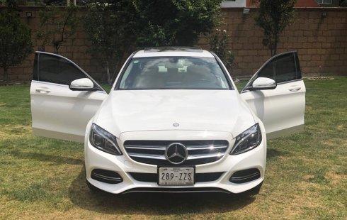 Mercedes-Benz Clase C impecable en Álvaro Obregón más barato imposible