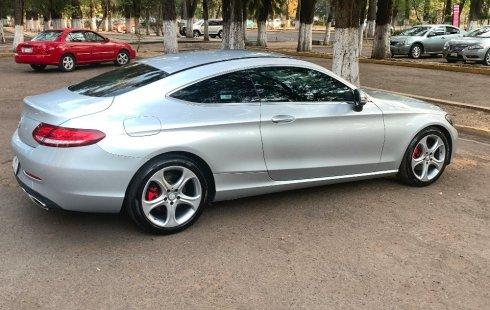 Se vende urgemente Mercedes-Benz Clase C 2016 Automático en Morelia