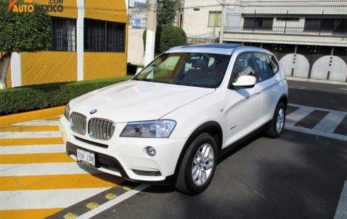 BMW X3 2014 XDRIVE 2.8I BITURBO 4 CIL