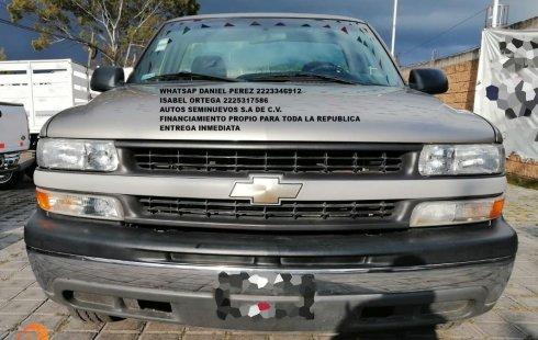 Bonita Silverado 1500 2002 Puebla