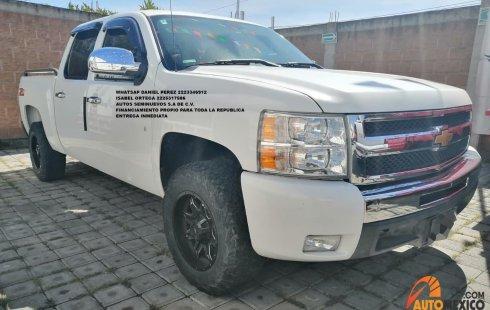 Silverado 2500 2013 Puebla