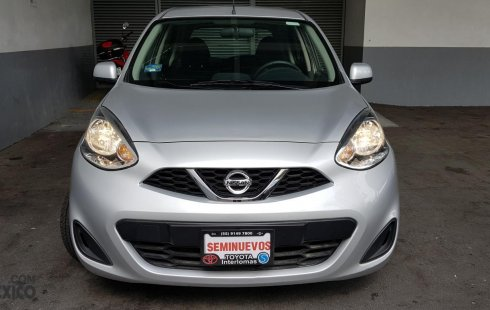 Nissan March 2018 Hatchback