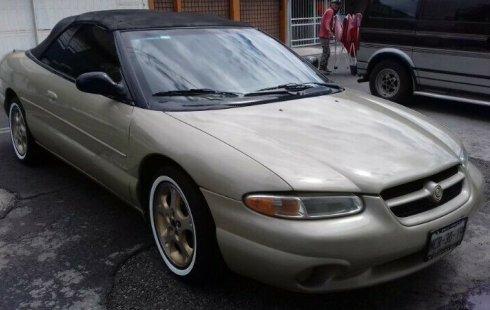 En venta un Chrysler Sebring 1998 Automático muy bien cuidado