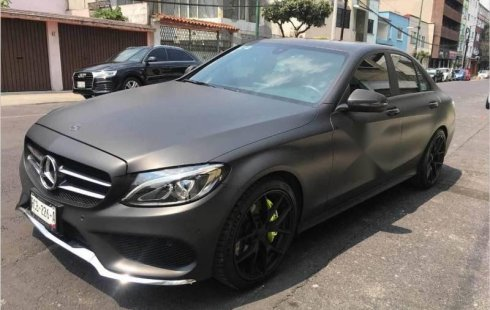 Precio de Mercedes-Benz Clase C 2017