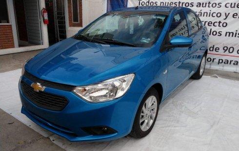 Auto usado Chevrolet Aveo 2019 a un precio increíblemente barato