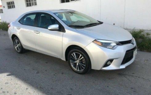 Toyota Corolla usado en Mérida